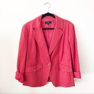 Talbots Red Blazer
